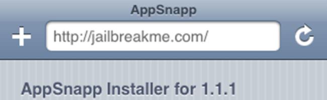 installerjailbreakme jailbreakme.com, le crack diPhone ultra simple