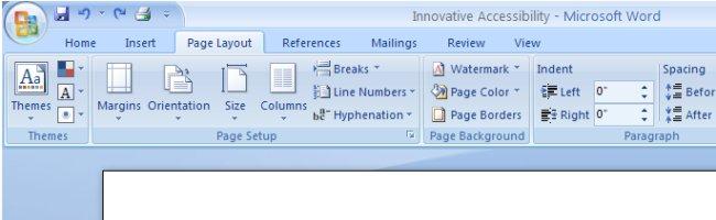 viewerword2007 Microsoft offre une visionneuse Word 2007 pour lire les .docX