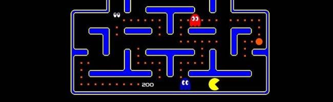 Intouchable dans Pac-Man