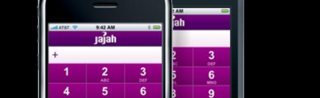 jajahiphone Jajah sattaque au marché de liPhone