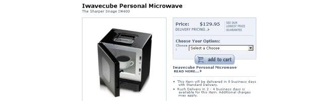 tour de force n 2 le plus petit micro onde du monde. Black Bedroom Furniture Sets. Home Design Ideas