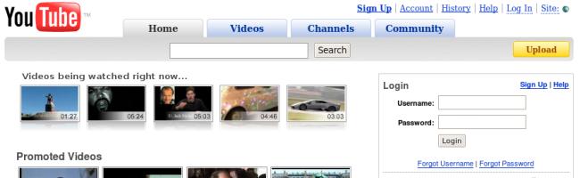 Youtube expérimente la vidéo à 360°
