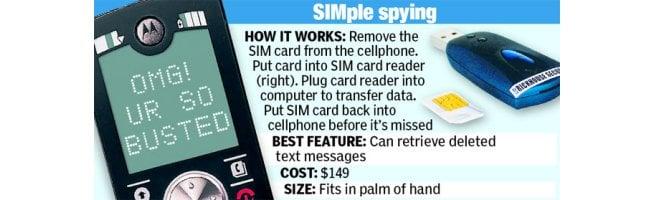 headerreadersim Comment récupérer des SMS effacés ?