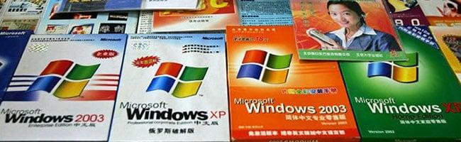 piratedtop Top 10 des logiciels piratés en 2007