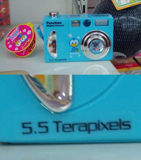 5terapixel camera
