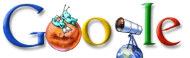 alien Les aliens adorent Google