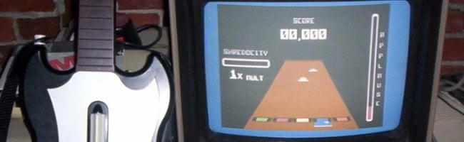 guitarheroc64 Shredz64, Guitar Hero pour le Commodore 64