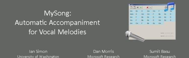 mysongms Microsoft veut la mort des musiciens