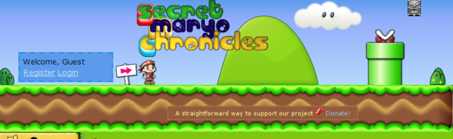 supermaryo Secret Maryo Chronicles, un bon jeu open source