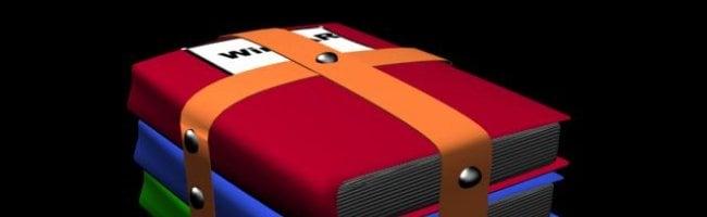 ac winrar2 Cacher un fichier RAR dans une image
