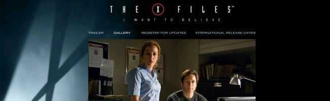 xfiles [Bande annonce] X Files   I want to believe