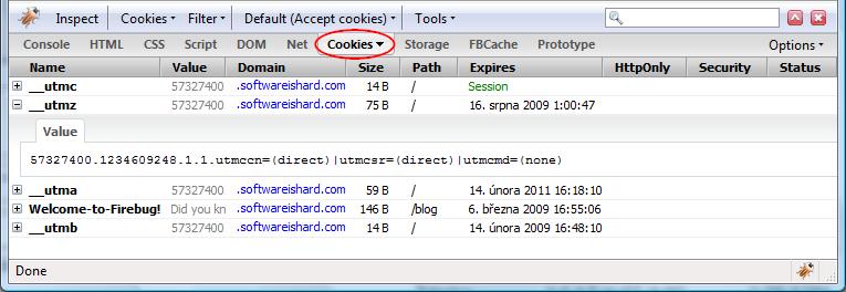 Firecookie Firefox