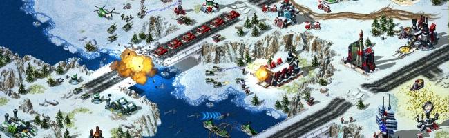 Le pack des 17 jeux de la série Command & Conquer pour 3,8 €