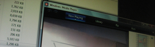mediaplayer Lire les FLV avec Windows Media Player