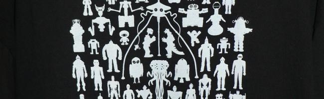 robots Nono le petit robot guerrier