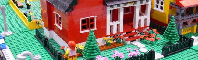 Des fonds d'écran LEGO pour rester dans le coup