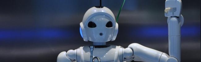 toyota Un robot pressé