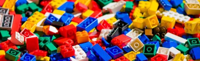 Porte clé LEGO