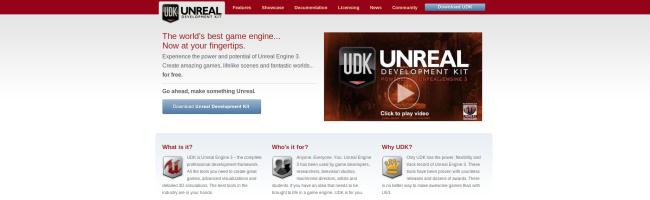 Capture 3 Unreal Development Kit   Le moteur 3D quil vous faut