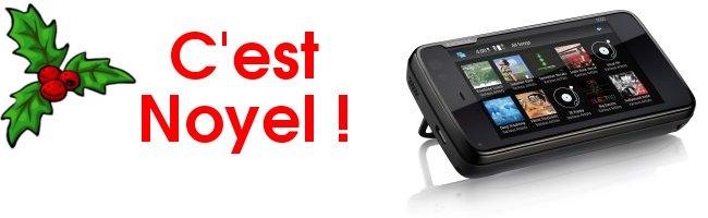 noyel Un Nokia N900 à gagner