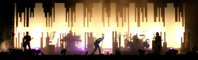 nine inch nails live1 Nine Inch Nails   Another Version of the Truth : The Gift