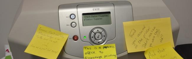 Associer automatiquement une imprimante différente à un logiciel ou un document