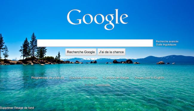 cap 2010 06 09 à 14.32.07 Changer limage de fond sur Google