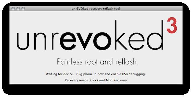 cap 2010 07 18 à 13.06.43 Unrevoked 3   Le jailbreak android aussi simple que pour liPhone