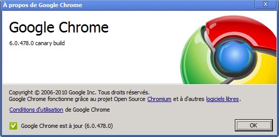 cap 2010 07 29 à 11.00.39 Google Chrome Canary Build