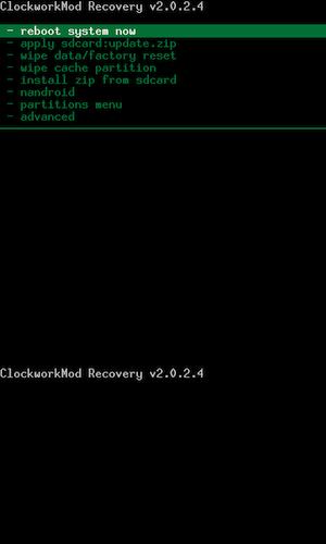 clockwork Unrevoked 3   Le jailbreak android aussi simple que pour liPhone
