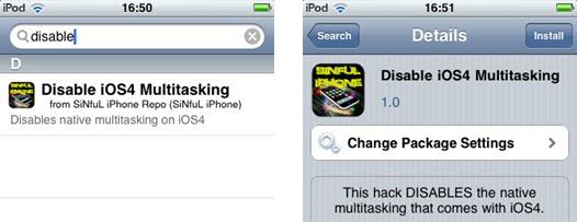 cap 2010 08 02 à 22.33.16 Désactiver le multitâche sur iOS4 et permettre linstallation de .ipa