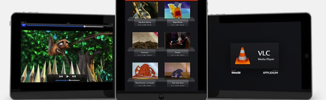 VLC pour iPad / iPhone