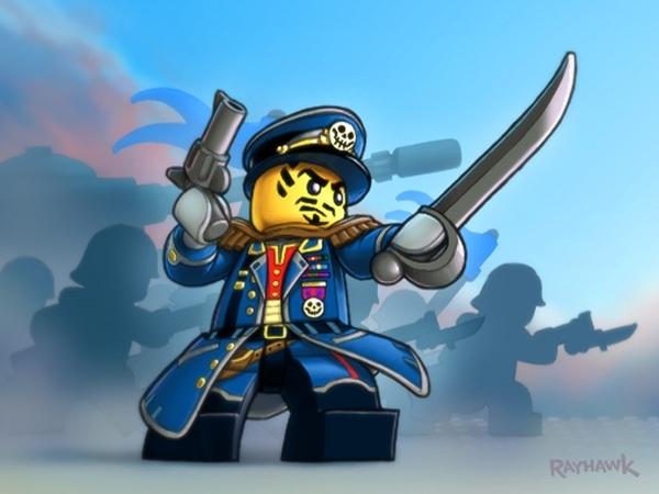 image69 Des fonds décran LEGO pour rester dans le coup
