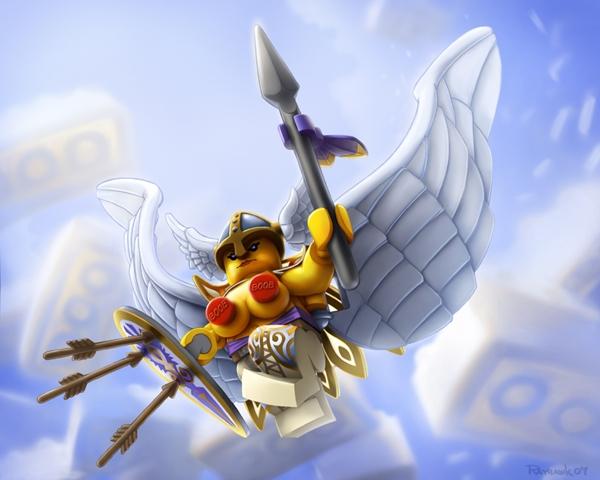 image71 Des fonds décran LEGO pour rester dans le coup