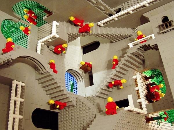 image75 Des fonds décran LEGO pour rester dans le coup