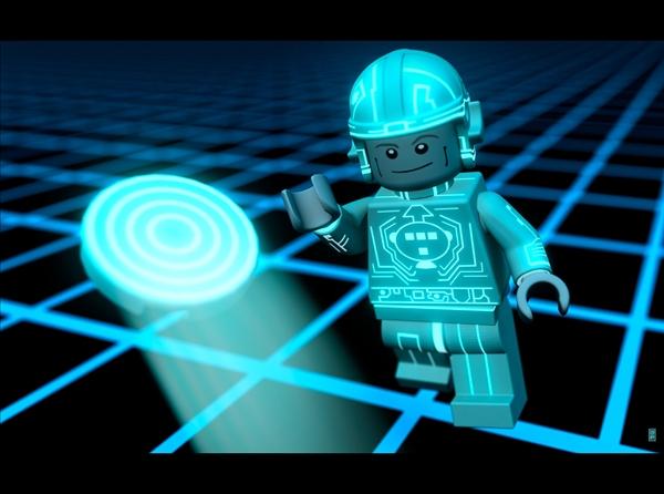 image77 Des fonds décran LEGO pour rester dans le coup
