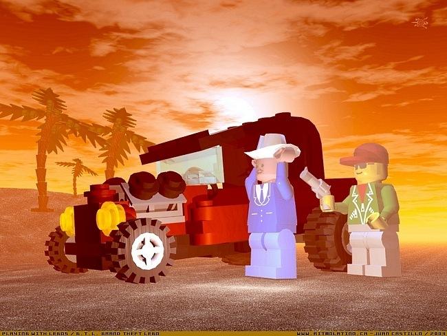 lego08 Des fonds décran LEGO pour rester dans le coup