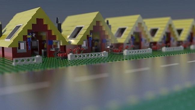 lego13 Des fonds décran LEGO pour rester dans le coup