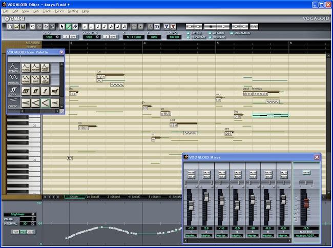 vocaloid Miku Hatsune   De la bombe 100% virtuelle