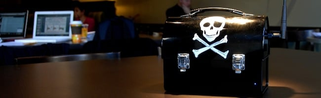 Tuto PirateBox