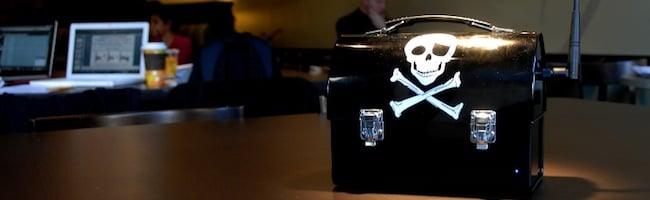 Cle Machine A Cafe Pirate