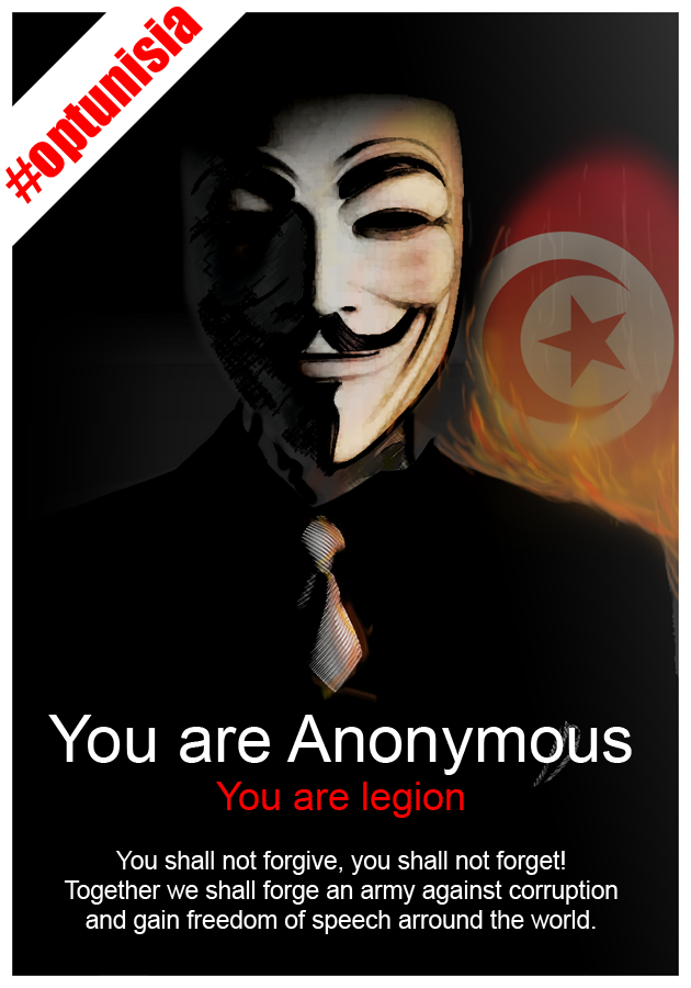 anonopstuna Tunisie   Arrestations abusives et blackout