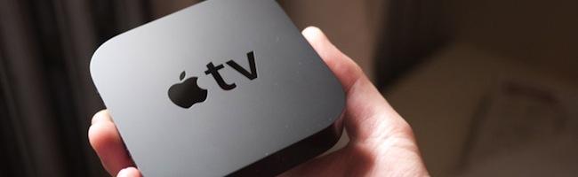 Lancer une application iPhone / iPad sur l'AppleTV est maintenant possible !