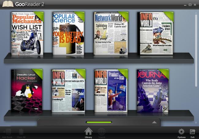 Capture d'écran 2011 03 01 à 10.38.32 GooReader   Un client pour Google Books