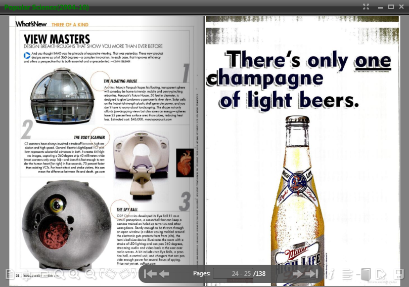 Capture d'écran 2011 03 01 à 10.39.38 GooReader   Un client pour Google Books