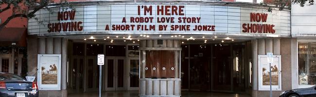 C'est l'histoire de 2 robots…