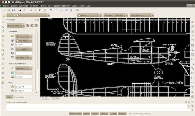 Draftsight Un Clone D 39 Autocad Gratuit Korben