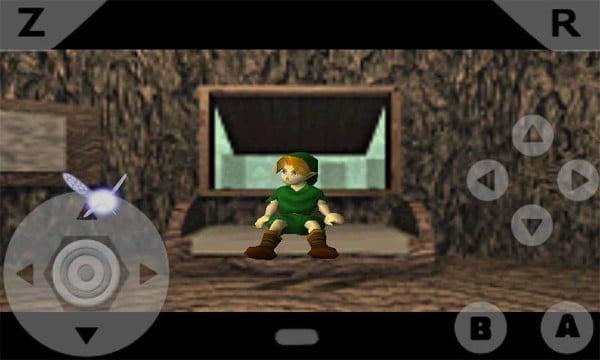 N64oid Nintendo 64 emulation