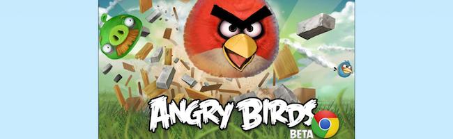 Une petite partie de Angry Birds, ça vous branche ?