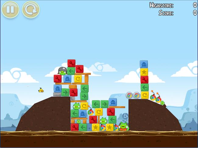 cap 2011 05 12 à 08.56.26 Une petite partie de Angry Birds, ça vous branche ?